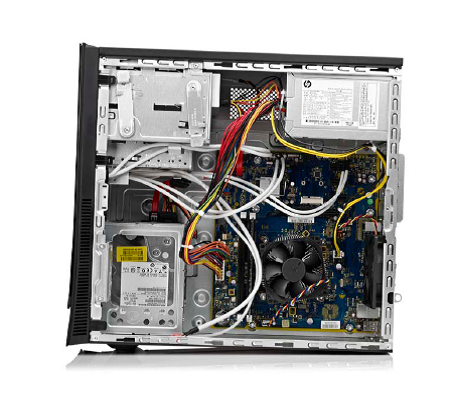 HP Pro 3300 Microtower PC (DUMHP3300MTPRE)